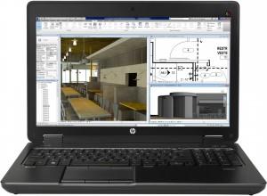 HP ZBook 15 G2, jak i Dell Precision M4800 mogą być wyposażone w wyświetlacze o rozdzielczości QHD+ (3200 x 1800)