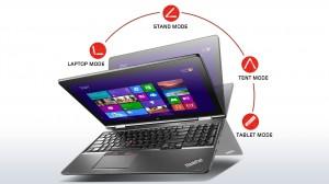 Laptopy hybrydowe już na stałe wkroczyły do linii dedykowanych użytkownikom biznesowym