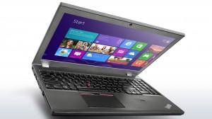 Lenovo ThinkPad W550s to smukły laptop o trwałej obudowie i dobrych podzespołach, które gwarantują najwyższą wydajność