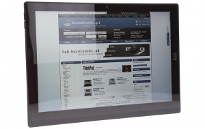 Lenovo ThinkPad X1 Tablet to wygodny tablet biznesowy wykorzystujący sprawdzone podzespoły  i doskonałej jakości matrycę typu IPS o przekątnej 12 cali